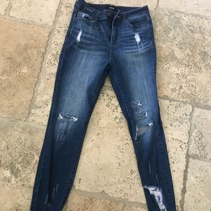 Cello Jeans distressed size 1